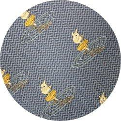 Ghibli - Sho Totoro - Necktie - Silk - Jacquard Weaving - top - blue - 2006 - 1 left (new)