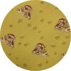 Ghibli - Totoro - Nekobus - Necktie - Silk - Jacquard Weaving - yellow - 2006 - 1 left (new)