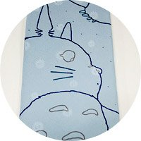 Ghibli - Totoro - Necktie - Silk - twin - navy - SOLD OUT (new)