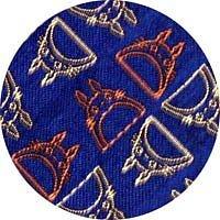 Ghibli - Totoro - Necktie - Silk - Jacquard Weaving - gradation - navy - SOLD OUT (new)
