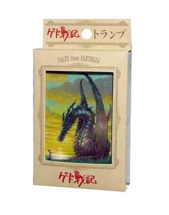 Ghibli - Tales from Earthsea / Gedo Senki - Playing Cards - 2006 (new)