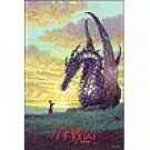 1000 Pieces Jigsaw Puzzle - Arren & Dragon - Tales from Earthsea / Gedo Senki - Ghibli - Ensky (new)