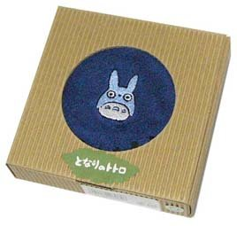 Ghibli - Chu Totoro Embroidered - Towel Set - Mini Towel - 2006 (new)