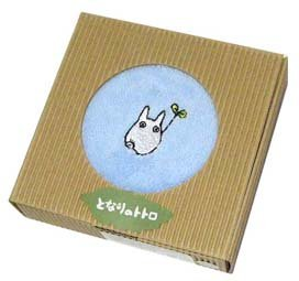 SOLD - Mini Towel - Sho Totoro Embroidered - 2006 - no production (new)