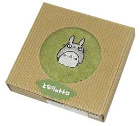 Ghibli - Totoro Embroidered - Towel Set - Mini Towel - 2006 (new)