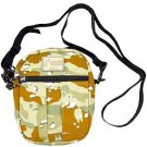 2 left - Shoulder Pouch Bag - Camouflage Outdoor - Totoro & Kurosuke - Ghibli - no production (new)