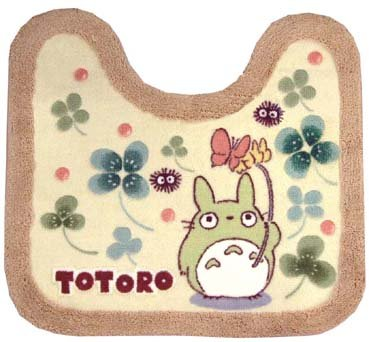 Ghibli - Totoro - Toilet Mat - beige - out of production - SOLD OUT (new)