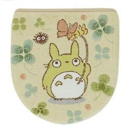 Ghibli - Totoro - Toilet Lid Cover - Washlets - beige (new)