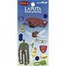 2 left - Sticker Set - Laputa - Ghibli - 2006 - out of production (new)