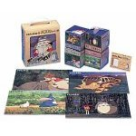 4 Jigsaw Puzzle Set - 15 & 30 & 54 & 80 pieces - Totoro - Ghibli (new)