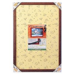 Wooden Frame for 1000 pieces Jigsaw Puzzle -walnut - Totoro & Kurosuke Relief - Ghibli - Ensky (new)