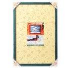Wooden Frame for 1000 pieces Jigsaw Puzzle - green - Totoro & Kurosuke Relief - Ghibli - Ensky (new)
