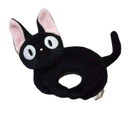 Baby Rattle - Bell - Jiji - Kiki's Delivery Service - Ghibli (new)