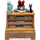 Music Box / Orgel - Porcelain - Kiki & Jiji at Counter - Kiki's Delivery Service - sekiguchi (new)
