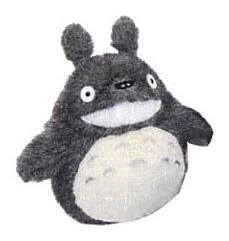 Plush Doll (M) - H25cm - Smile - Totoro - Ghibli - Sun Arrow - 2006 (new)