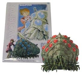 Plastic Model Kit - Scale 1/20 - Nausicaa & Ohm - Ghibli - Bandai - made in Japan (new)