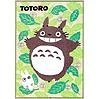 Ghibli - Totoro & Sho Totoro & Kurosuke - Blanket (L) 140x200cm - Cotton - haoto - 2006 -SOLD (new)