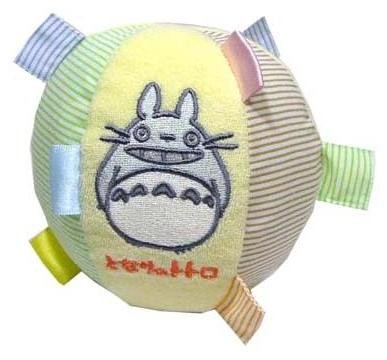 Baby Ball - dry sound - Totoro - Ghibli - Combi - 2007 (new)