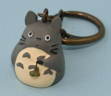 SOLD - Key Holder - gift - Totoro - Ghibli - out of production (new)