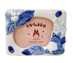 Ghibli - Totoro & Sho Totoro - Photo Frame & Music Box - acorn (1) - RARE - SOLD OUT (new)