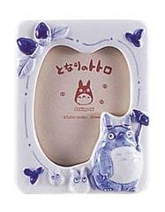 Ghibli - Totoro & Sho & Kurosuke - Photo Frame & Music Box - acorn (2) - RARE - SOLD OUT (new)