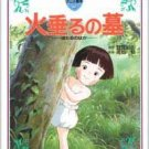 Tokuma Anime Picture Book - Japanese Book - Hotaru no Haka / Grave of the Fireflies - Ghibli (new)