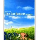 Roman Album - Japanese Book - Cat Returns - Ghibli (new)
