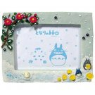 Photo Frame - Stand & Wall Hanging Type - winter - Totoro & Chu & Sho Totoro - Ghibli - 2007 (new)