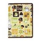 2 left - Pass Card Case - Mori no Megumi - Totoro - Ghibli - Ensky - 2007 - no production (new)