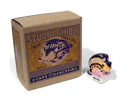 Feve - Ceramics - Nekobus - Totoro - Ghibli - 2007 - out of production (new)