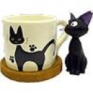 Jiji Figure & Planter Pot & Water Tray - Kiki&#39;s Delivery Service - out of production (new)