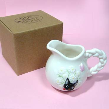Pitcher - Ceramics - Jiji - Kiki's Delivery Service - Ghibli - 2007 (new)