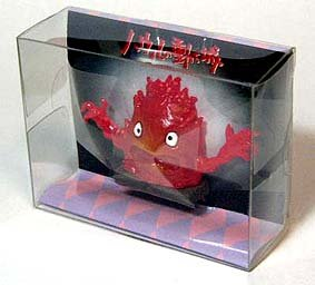 60% OFF - Magnet #2 - Calcifer - Howl's Moving Castle - Ghibli - out of production (new)