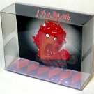 4 left - 60% OFF - Magnet #3 - Calcifer - Howl's Moving Castle - Ghibli - out of production (new)