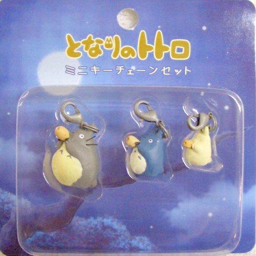 3 Hook Set - Totoro & Chu & Sho Totoro - Ghibli - 2007 (new)