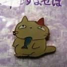 2 left - Pin Badge - Moon - Whisper of the Heart - Ghibli - out of production (new)