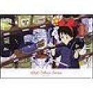 300 pieces Jigsaw Puzzle -kurasutte monoiri- Kiki & Jiji - Kiki's Delivery Service - Ensky (new)