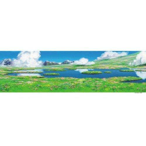 950 pieces Jigsaw Puzzle - himitsu no niwa - Oga Kazuo - Howl's Moving Castle - Ensky (new)