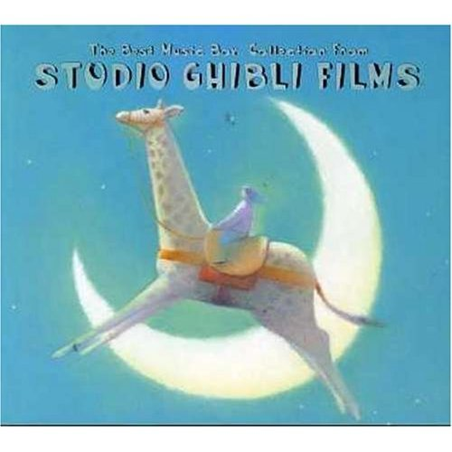 CD - Ai to Yasuragi no Music Box Studio Ghibli Eiga Ongaku Best Collection (new)
