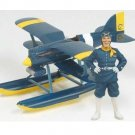 Curtiss Figure & Plastic Model Kit - Curtiss R3C-0 - Scale 1/48 - Porco - Ghibli (new)