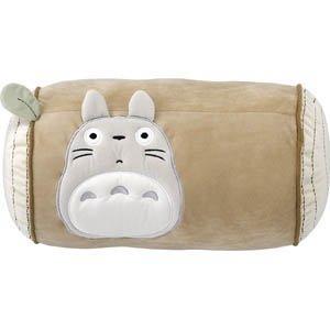 Cushion - 22x40cm - Log - Totoro - Ghibli - 2007 (new)