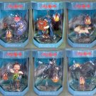 17%OFF - 6 Keychain Set - Cominica - Howl's Moving Castle - Ghibli - no production (new)