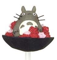 Ghibli - Totoro - Pick - Carnation on Umbrella - 2008 (new)