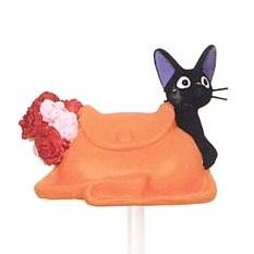 Pick - Carnation - Bag & Jiji - Kiki's Delivery Service - 2008 (new)