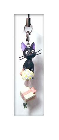 Hook & Strap - Natural Rose Quartz - Margaret & Present & Jiji - Kiki's Delivery Service (new)