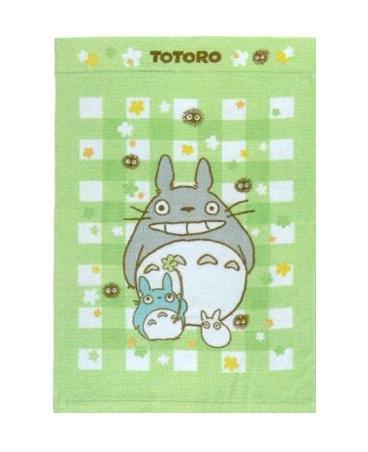 Ghibli - Totoro - Towel Blanket - 85x120cm - Cotton - hiyori - 2008 (new)