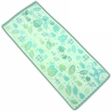 Face Towel - asatuyu - green - Totoro - Ghibli - 2007 (new)