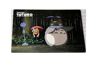 SOLD - Pencil Board / Shitajiki #1 - Totoro - Ghibli - out of production (new)