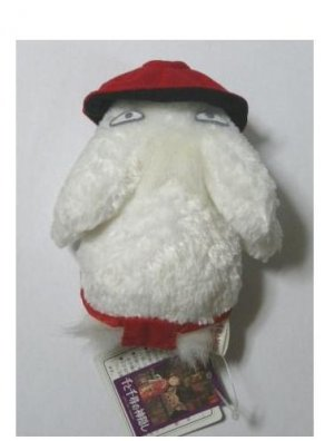SOLD - Oshira sama (S) - Fluffy Plush Doll - Spirited Away - out of production (new)