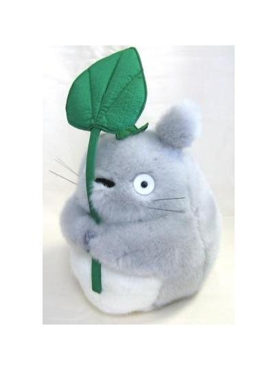 Ghibli - Totoro - Reacts to Sounds - Plush Doll - gray - SOLD OUT (new)
